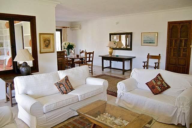 Salon - Casa en alquiler en Marbella - 277709110