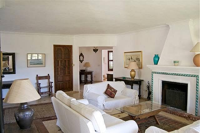 Salon - Casa en alquiler en Marbella - 277709116