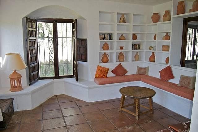 Comedor - Casa en alquiler en Marbella - 277709119