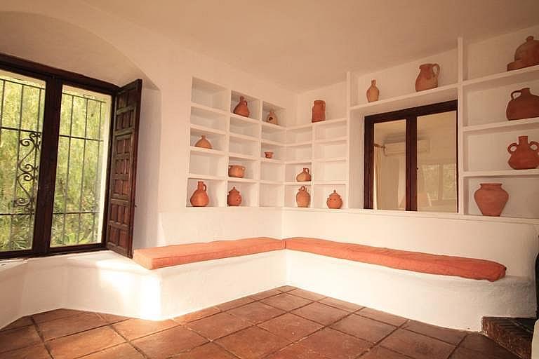 Comedor - Casa en alquiler en Marbella - 277709122