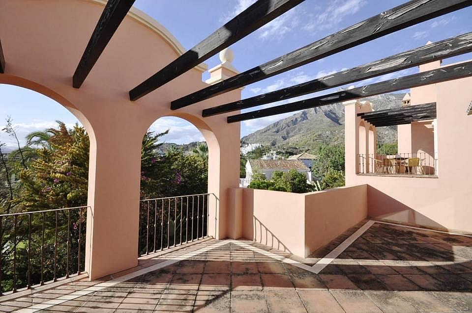 Terraza - Piso en alquiler en Marbella - 277709170