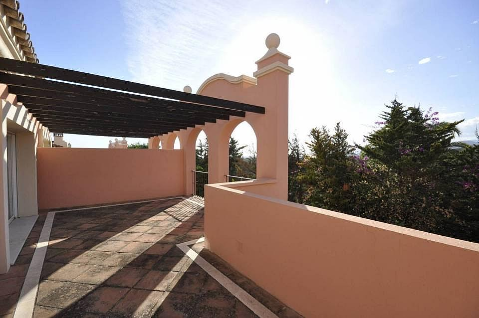 Terraza - Piso en alquiler en Marbella - 277709173