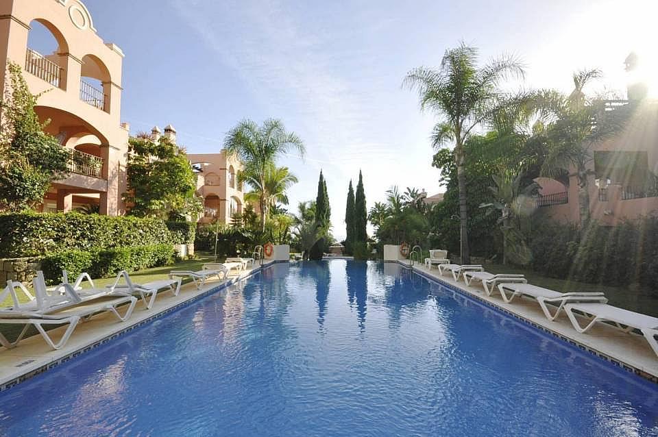 Piscina - Piso en alquiler en Marbella - 277709179