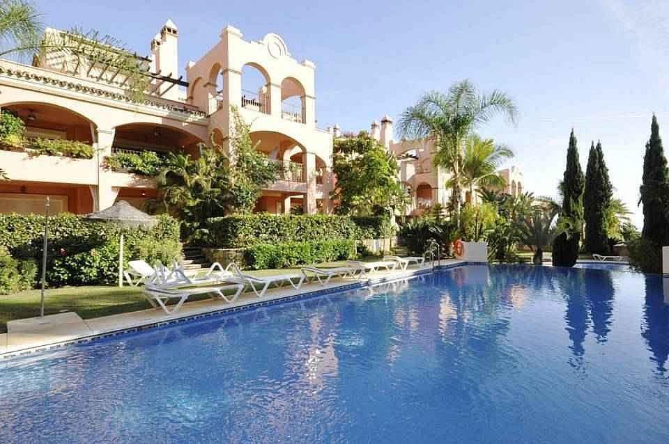 Piscina - Piso en alquiler en Marbella - 277709185