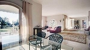 Salon - Chalet en alquiler en Estepona - 277709461