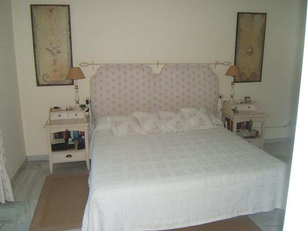Dormitorio1 - Casa adosada en alquiler en Milla de Oro en Marbella - 277710223