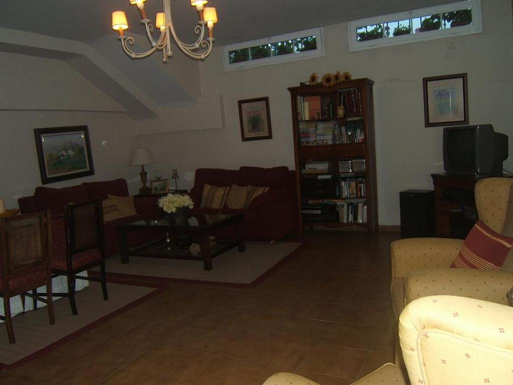 Salon - Casa adosada en alquiler en Milla de Oro en Marbella - 277710229