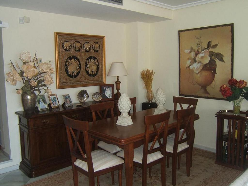 Salon - Casa adosada en alquiler en Milla de Oro en Marbella - 277710241