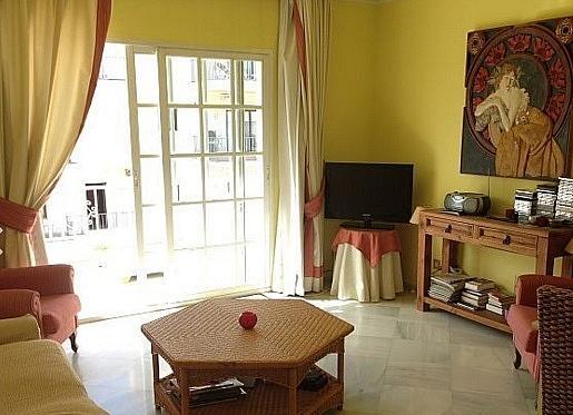 Salon - Apartamento en alquiler en Marbella - 277710361