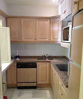 Cocina - Apartamento en alquiler en Marbella - 277710376