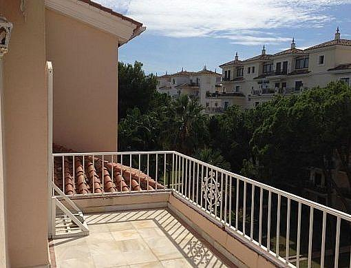 Terraza - Apartamento en alquiler en Marbella - 277710379
