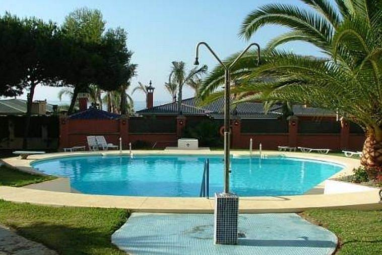 Piscina - Apartamento en alquiler en Marbella - 277710397