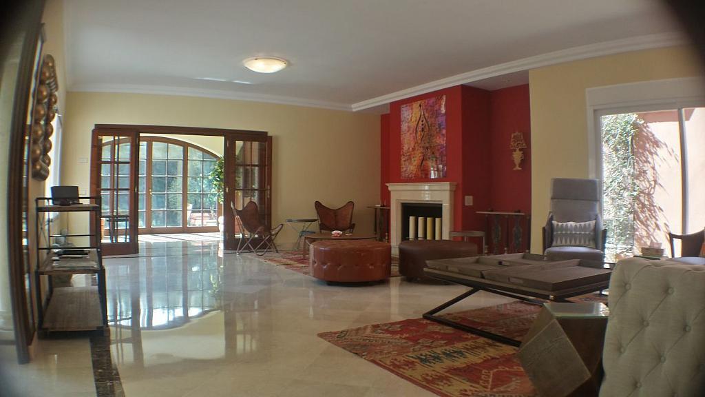 Salon - Chalet en alquiler en Marbella - 277710703