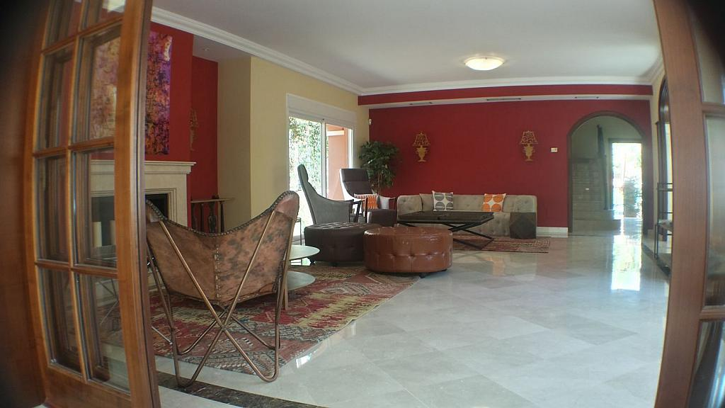 Salon - Chalet en alquiler en Marbella - 277710709