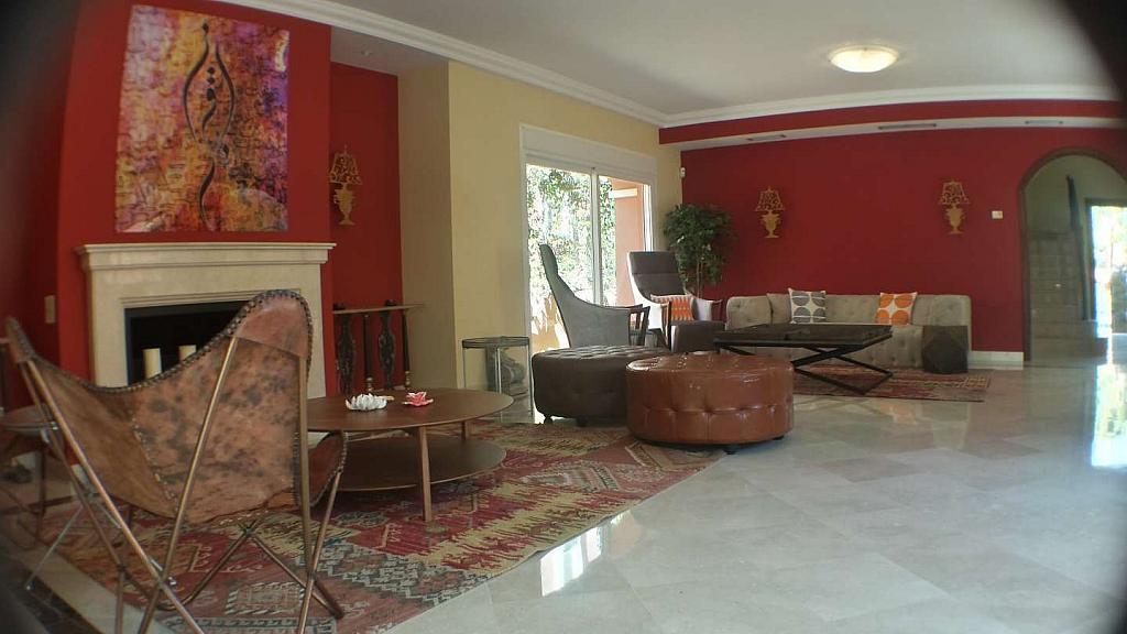 Salon - Chalet en alquiler en Marbella - 277710724