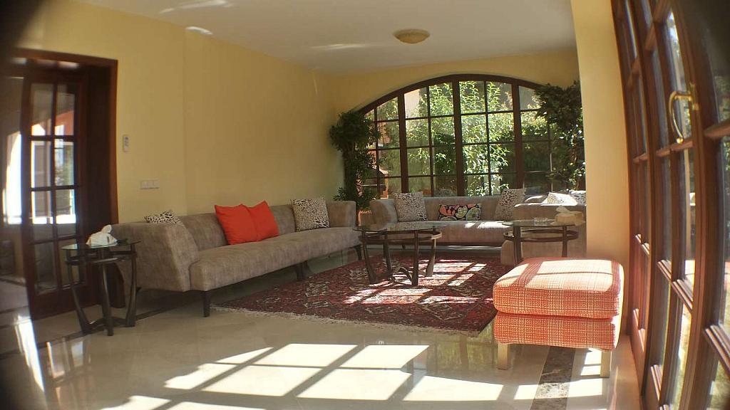Salon - Chalet en alquiler en Marbella - 277710730