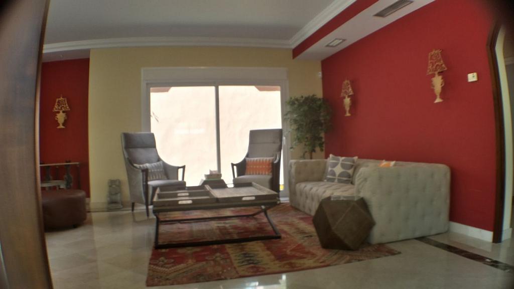Salon - Chalet en alquiler en Marbella - 277710733