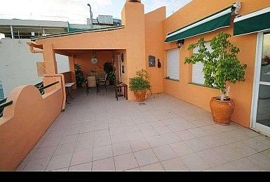 Terraza - Apartamento en alquiler en Marbella - 277710922