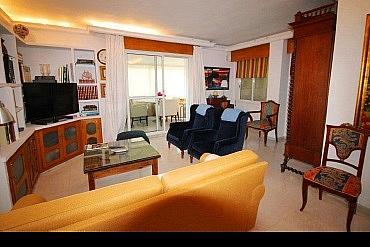 Salon - Apartamento en alquiler en Marbella - 277710925