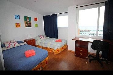 Dormitorio - Apartamento en alquiler en Marbella - 277710937