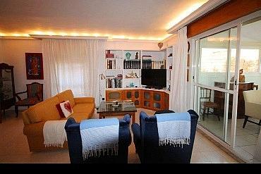 Salon - Apartamento en alquiler en Marbella - 277710943