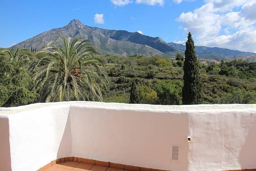 Vistas - Apartamento en alquiler en Milla de Oro en Marbella - 277711096