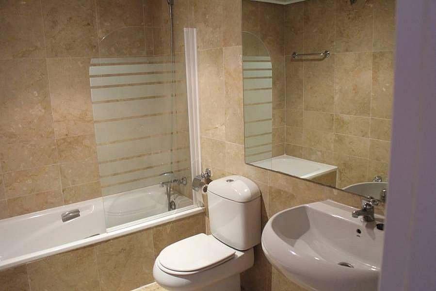 Bano - Apartamento en alquiler en Milla de Oro en Marbella - 277711105