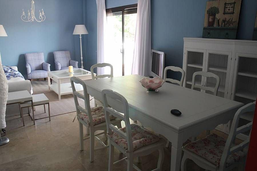 Salon - Apartamento en alquiler en Milla de Oro en Marbella - 277711117