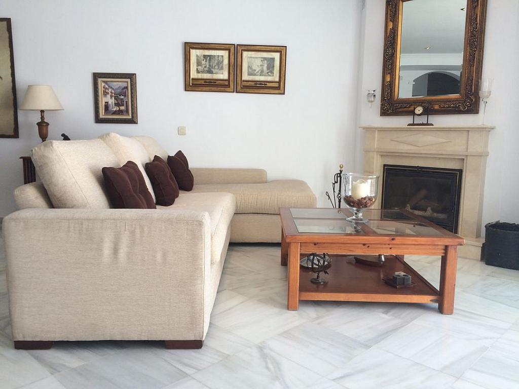 Salon - Casa adosada en alquiler en Marbella - 277712707