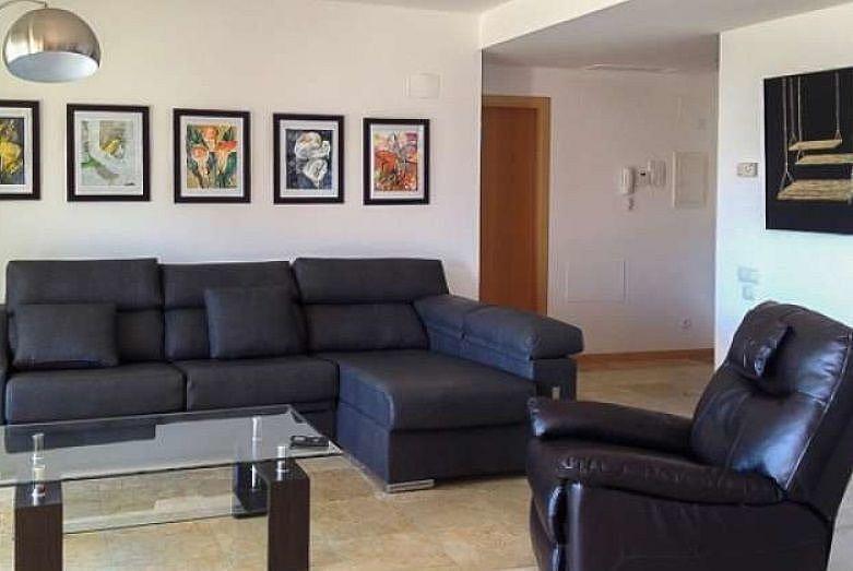 Salon - Apartamento en alquiler en Marbella - 277712737