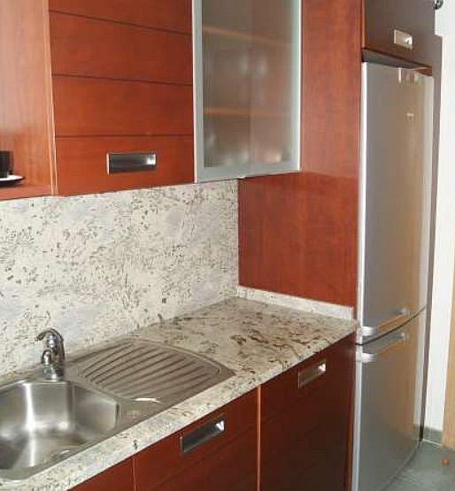 Cocina - Apartamento en alquiler en Marbella - 277712746