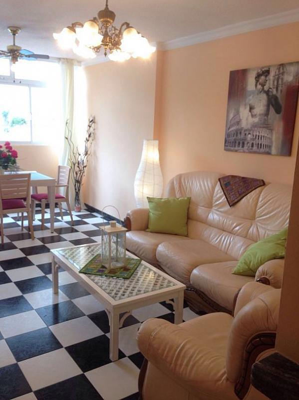 Salon - Apartamento en alquiler en Marbella - 277712791