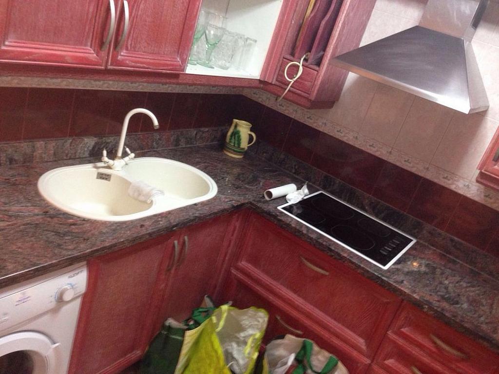 Cocina - Apartamento en alquiler en Marbella - 277712803