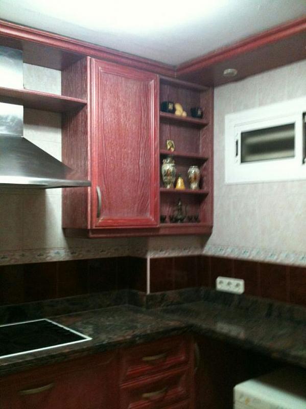 Cocina - Apartamento en alquiler en Marbella - 277712806