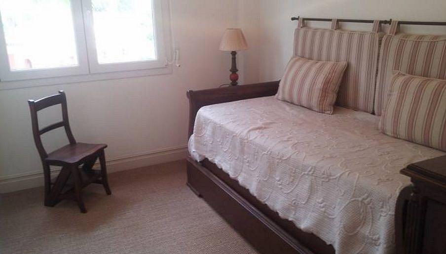 Dormitorio - Apartamento en alquiler en Milla de Oro en Marbella - 277712902