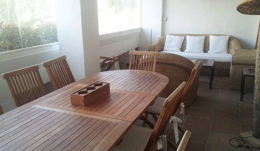 Terraza - Apartamento en alquiler en Milla de Oro en Marbella - 277712908