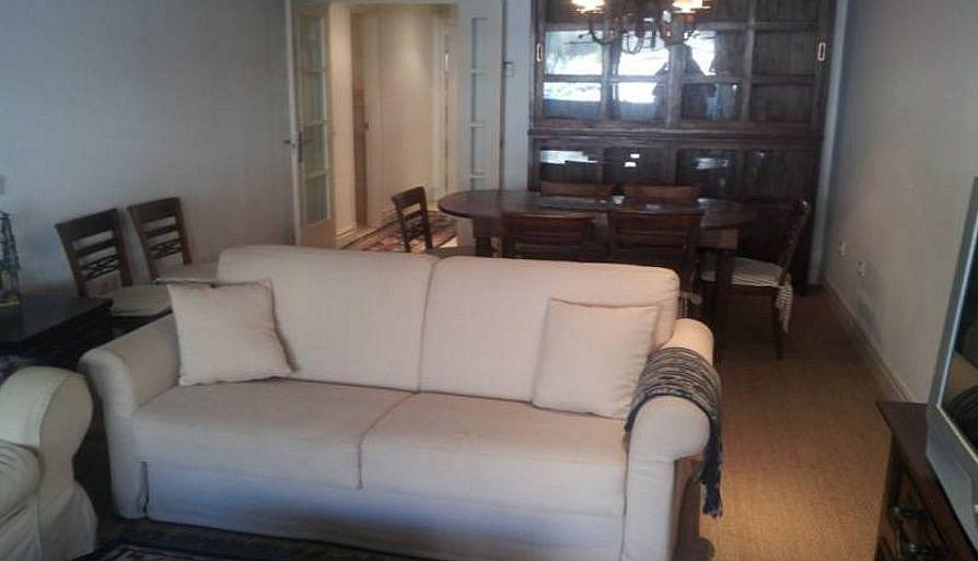 Salon - Apartamento en alquiler en Milla de Oro en Marbella - 277712914