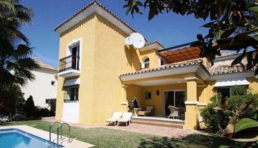 Exterior - Chalet en alquiler en Marbella - 277712917
