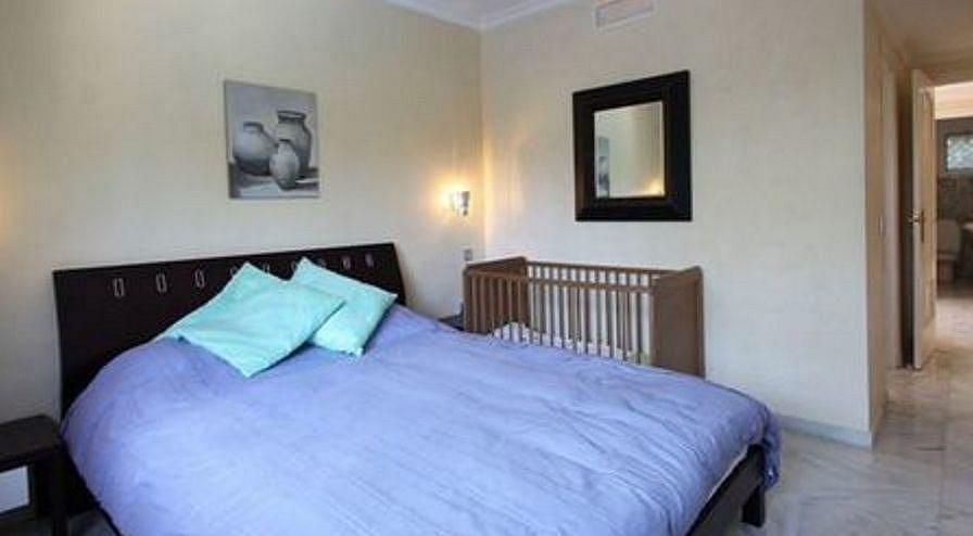 Dormitorio - Chalet en alquiler en Marbella - 277712926