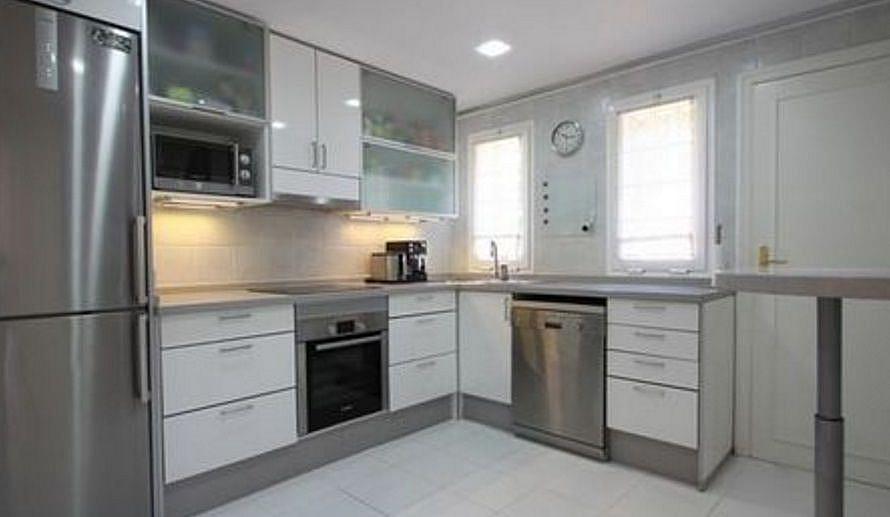 Cocina - Chalet en alquiler en Marbella - 277712929