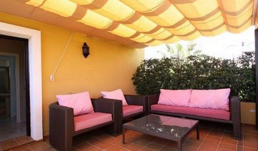 Porche - Chalet en alquiler en Marbella - 277712932