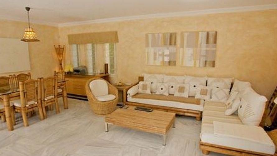 Salon - Chalet en alquiler en Marbella - 277712938