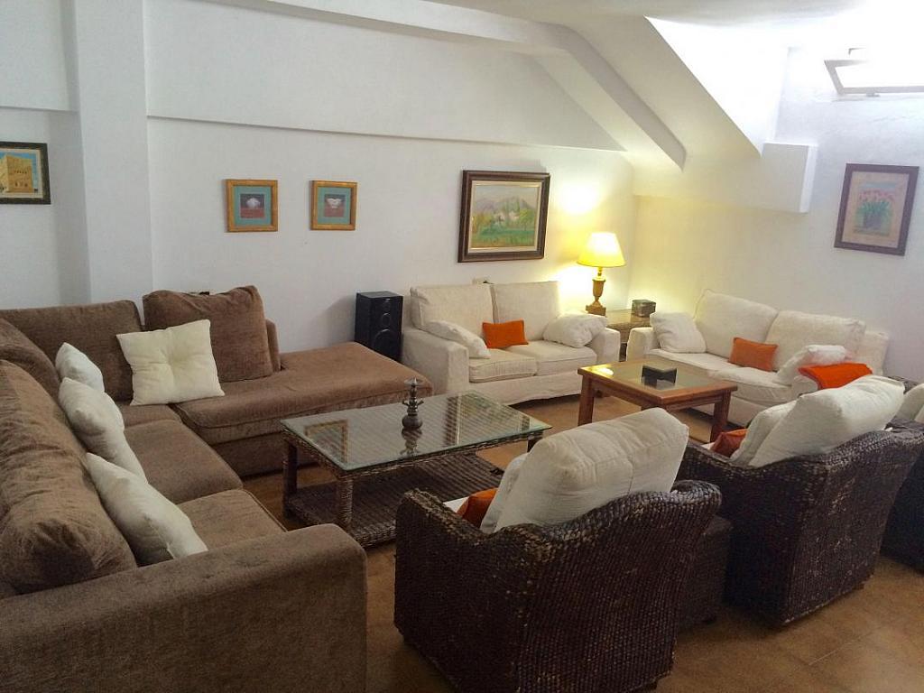 Salon - Apartamento en alquiler en Marbella - 277713187