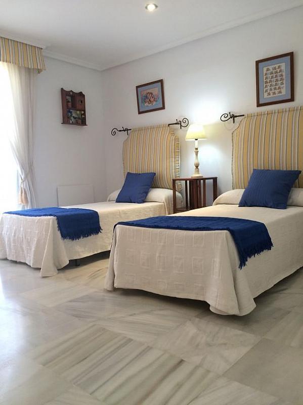 Dormitorio - Apartamento en alquiler en Marbella - 277713196