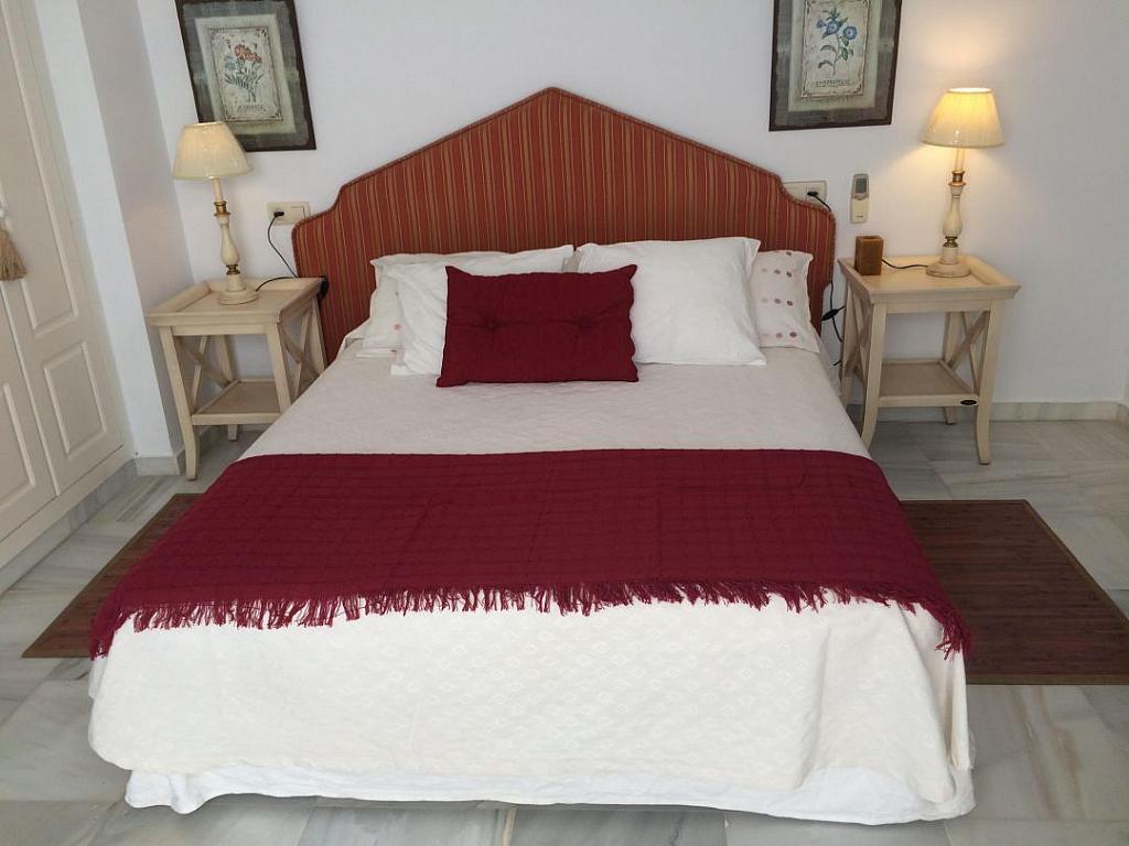 Dormitorio - Apartamento en alquiler en Marbella - 277713202
