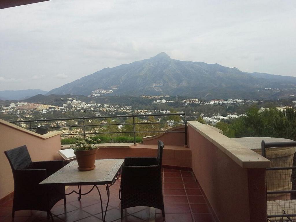 Vistas - Apartamento en alquiler en Milla de Oro en Marbella - 277713406