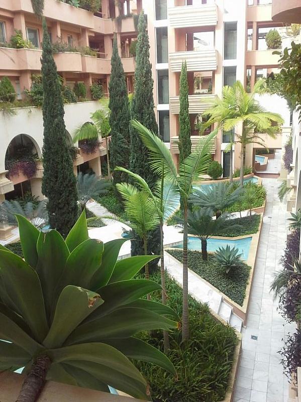 Vistas - Apartamento en alquiler en Milla de Oro en Marbella - 277713409