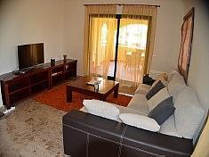 Salon - Apartamento en alquiler en Marbella - 277713472