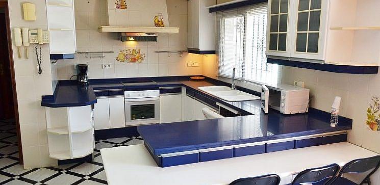 Cocina - Chalet en alquiler en San Pedro Pueblo en Marbella - 277713499