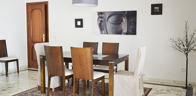 Salon - Chalet en alquiler en San Pedro Pueblo en Marbella - 277713505
